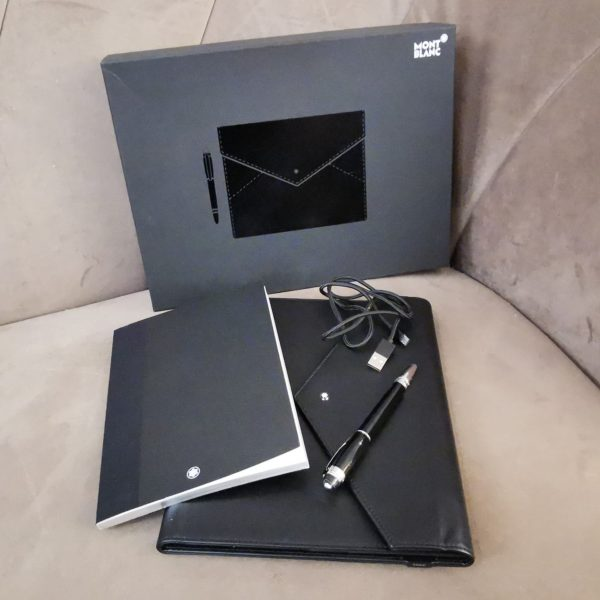 Augmented Paper Montblanc Stylo Carnet Entier