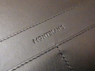 Augmented Paper Montblanc Stylo Carnet Nom Marque