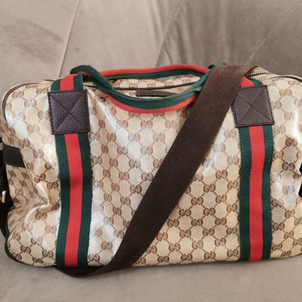 Gucci Sac Weekend Entier